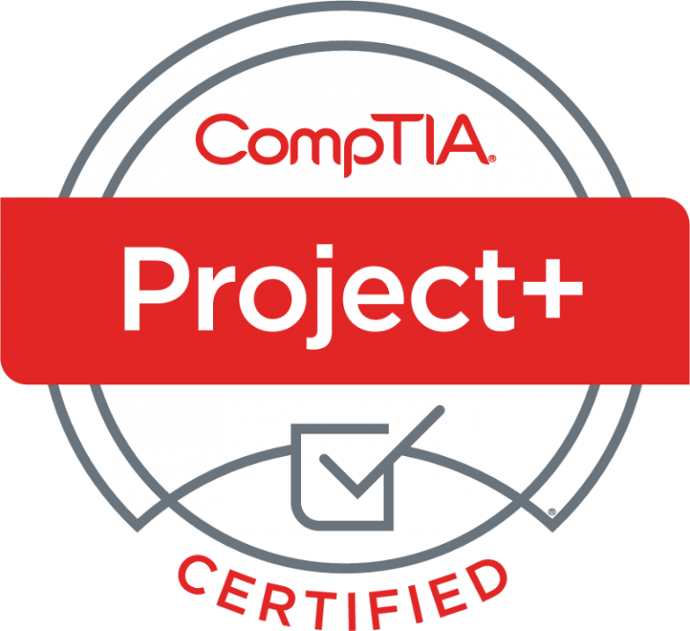 CompTIA Project+ Certified
